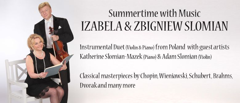 Summertime with Izabela & Zbigniew Slomian
