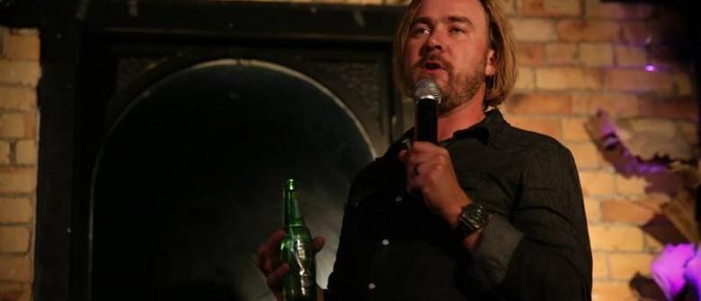 Te Atatu Comedy Night - Jeremy Elwood (7 Days)