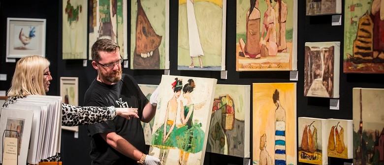 NZ Art Show 2017