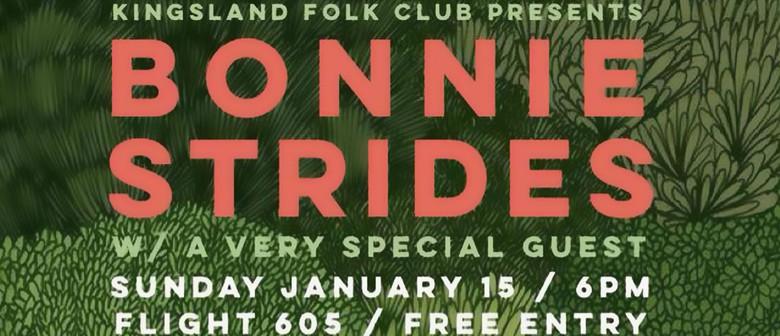 Kingsland Folk Club Presents: Bonnie Strides with Fables