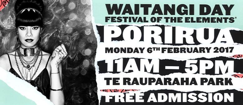 Waitangi Day Festival of the Elements