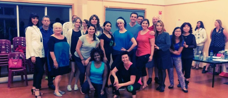 Sweet Azucar Beginners Salsa Class - Term 1