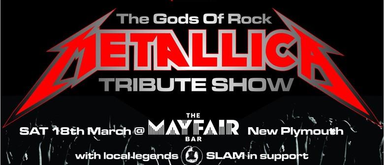 Gods of Rock Metallica Tribute Show