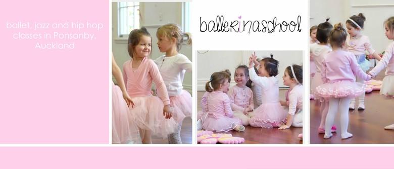 Babyballerina Ballet 2 - 3 Years