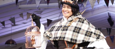 2017 Steampunk NZ Festival Fashion Show: Moments in Time