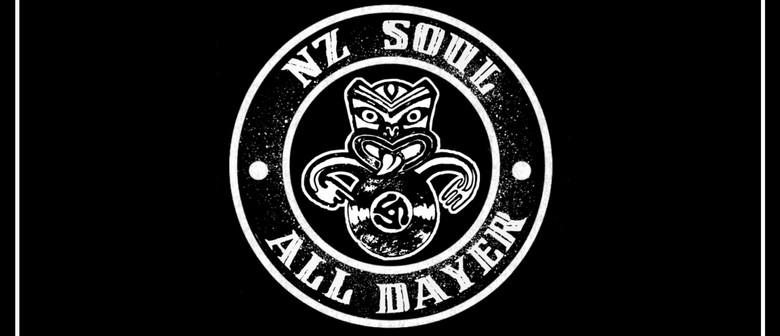 NZ Soul All Dayer Wellington 2017