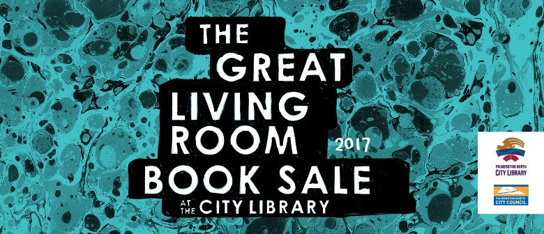 The Great Living Room Book Sale