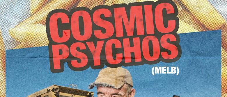 Cosmic Psychos, Swim Team, Hex, Bloodbags & The Beths