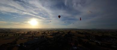 Wairarapa Balloon Festival - Dawn Patrol
