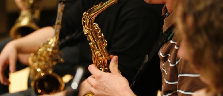 Student Jazz Ensemble: Jazz Large Ensembles