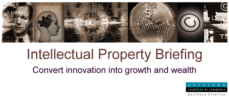 Intellectual Property Briefing: SOLD OUT