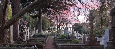 Napier Hill Cemetery Tours - Summer 2017