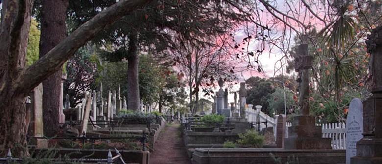 Napier Hill Cemetery Tours - Summer 2017