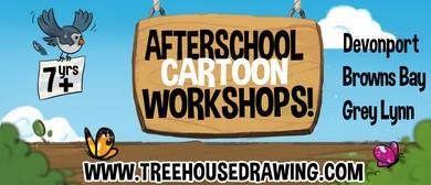 Afterschool Cartoon Workshop - Browns Bay