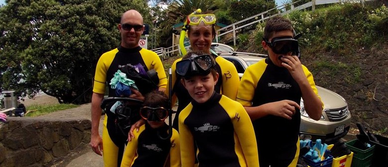 Torbay Snorkel Day