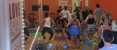 Barre Fitness Open Class with Kimberley Hill