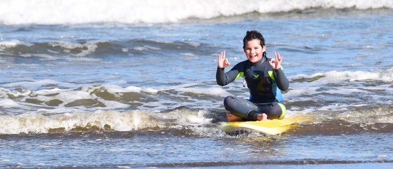 Family Surf Session - Piha Surf Academy