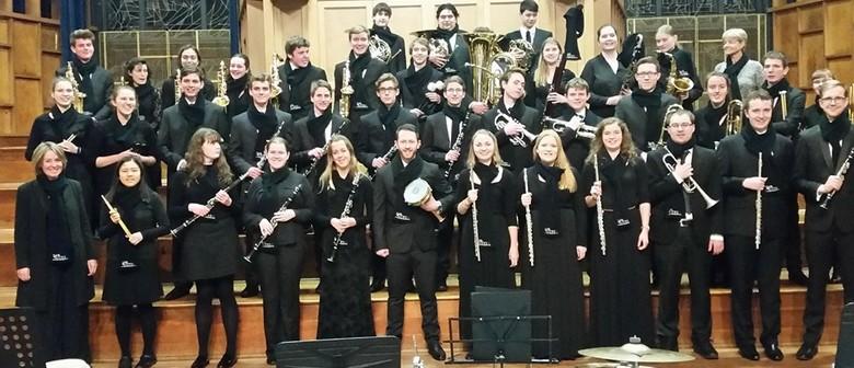 NZ Youth Symphonic Winds Summer Concert