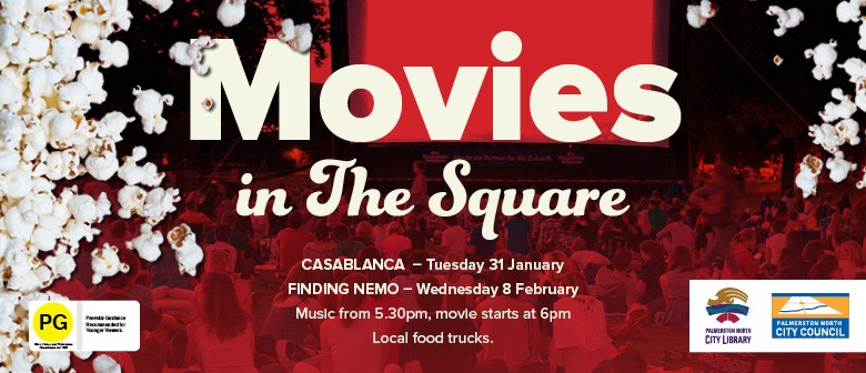 Movies In the Square - Finding Nemo