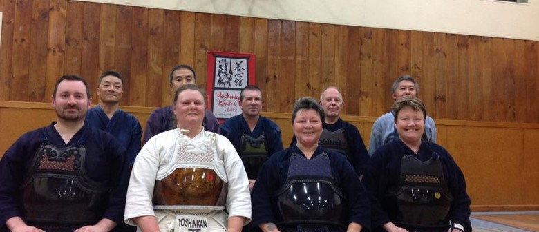 Learn Kendo - Japanese Fencing