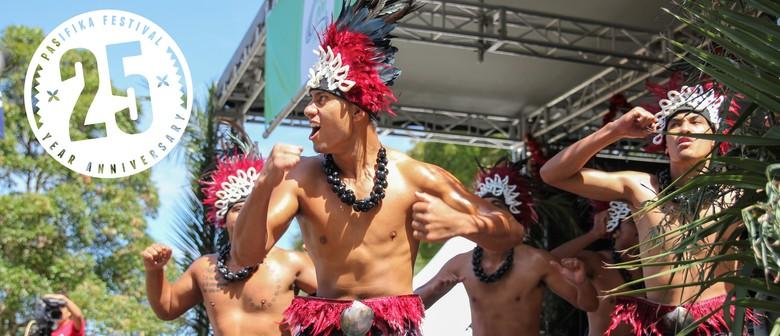 25 Years Pasifika Festival