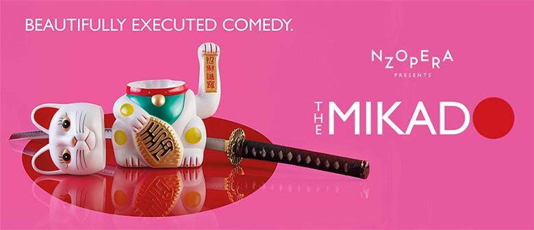 New Zealand Opera: The Mikado