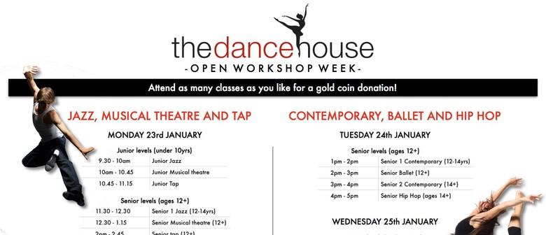 Open Dance Workshop