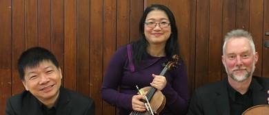 Aroha Ensemble (string trio)