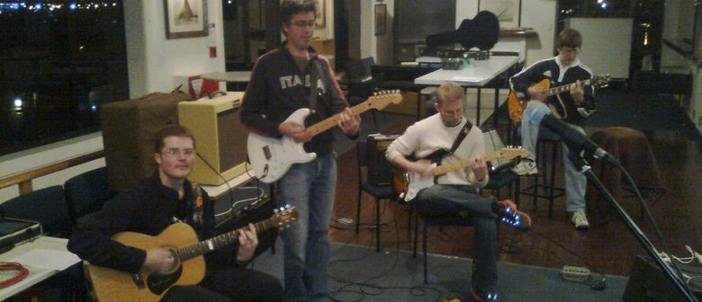GANZ Weekly Guitar Jam