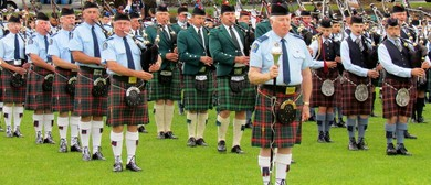 Auckland Highland Games