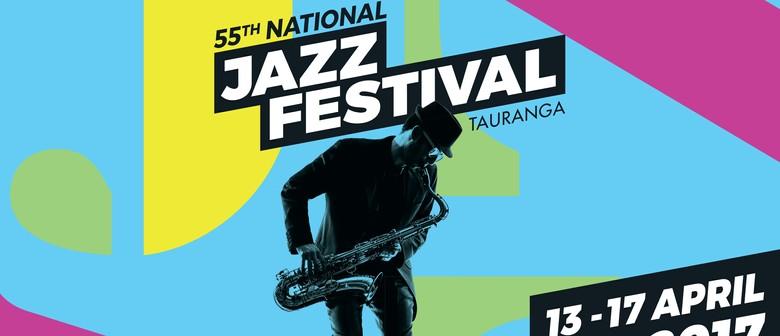 National Jazz Festival 2017 - Easter Weekend