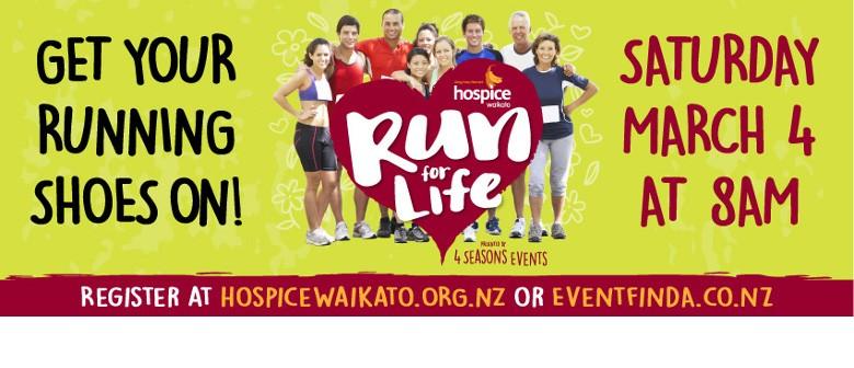 4 Seasons Hospice Waikato Run for Life