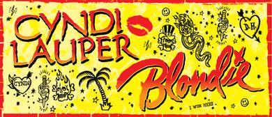 Cyndi Lauper & Blondie