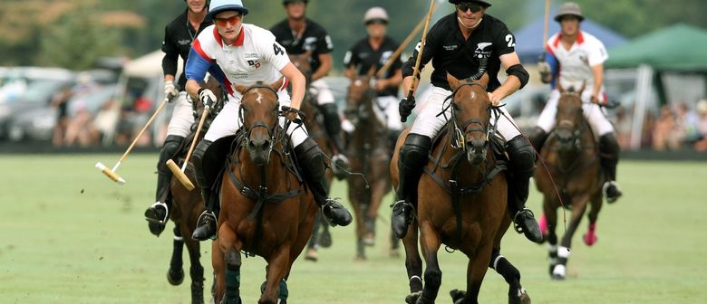 Magnum International Polo Day - New Zealand vs England