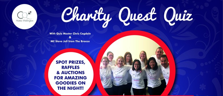 CQ Charity Quest Quiz: SOLD OUT