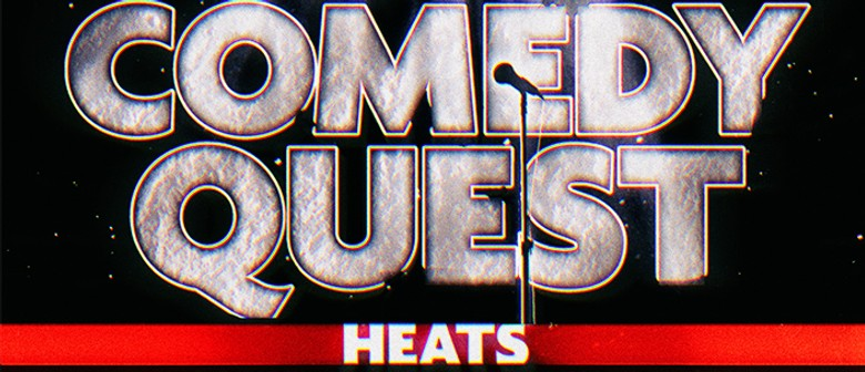 Wellington Raw Comedy Quest - Heats