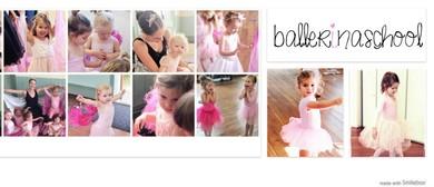 NZAMD Rosette 1 Ballet 4 - 5 years