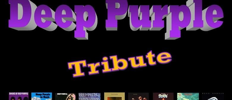 Deep Purple Tribute Show