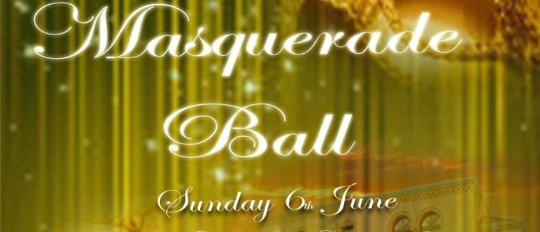 Rotorua Masquerade Ball