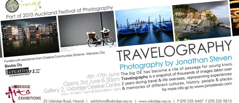 Travelography