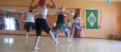 Afro Brazilian Dance Class