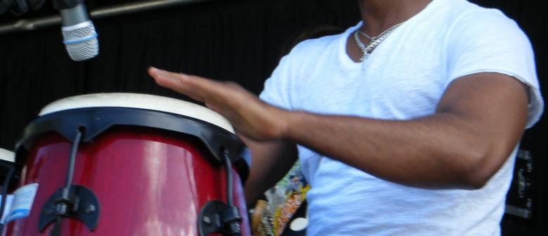 Rafael Ferrer's AfroKan Afro-Cuban Quintet