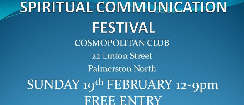 Spiritual Communication Festival