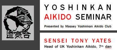 Yoshinkan Aikido seminar