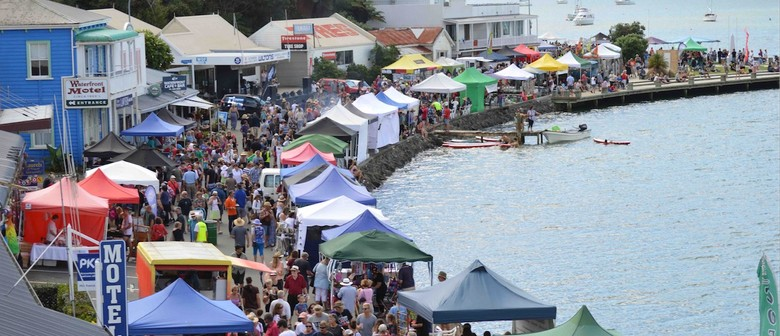 Harcourts Mangonui Waterfront Festival