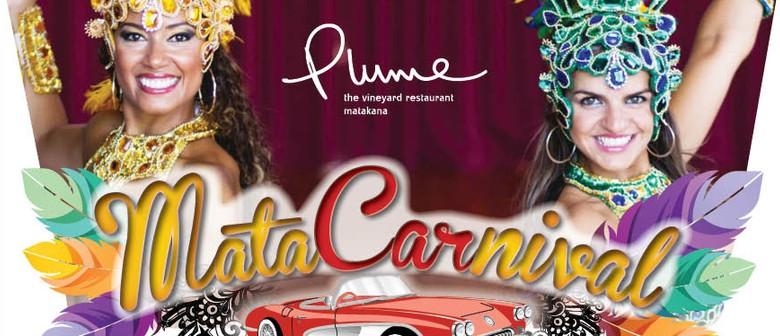 MataCarnival Plume Restaurant Gala Dinner