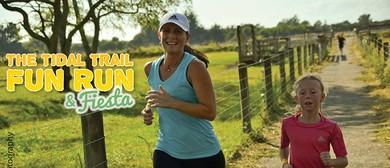 The Tidal Trail Fun Run & Fiesta