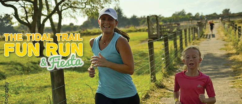 The Tidal Trail Fun Run & Fiesta