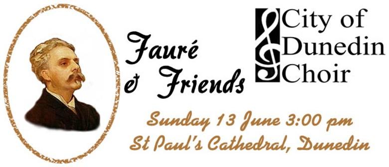 Fauré & Friends