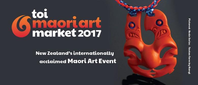 Toi Maori Art Market